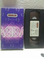 ERASURE Abba-Esque  VHS RARE OOP Music