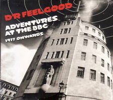 Dr Feelgood - Adventures At The BBC - 1977 Onwards - Double CD - New & Sealed