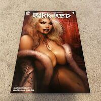 Dark Red Special Edition #1 Ryan Kincaid & Nathan Szerdy Trade Dress Variant!!!