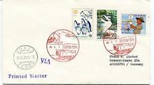1973 Japanese Tokyo Japan Germany Polar Antarctic Cover