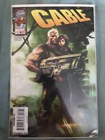 CABLE #18 Vol. 2 Hope Summers Marvel Comics 2009