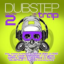 CD Dubstep Vs Trap Vol.2 von Various Artists