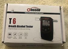 Oasser T6 Breath Alcohol Tester New