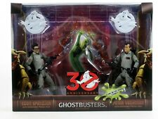 *Damaged Box* Ghostbusters Peter Venkman & Egon Spengler Figure 2 Pack 30th Ann