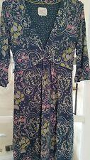Size 14 ladies White Stuff long sleeved dress
