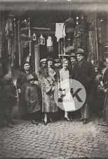 IVAN MOSJOUKINE Loïs MORAN PRADOT Feu Mathias Pascal L'HERBIER Italie Photo 1925