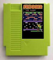 Frogger [Arcade Version] 72 pin 8 bit Game Cartridge NES
