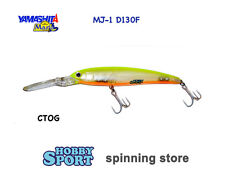 YAMASHITA MARIA MINNOW  DEEP MJ-1 col CTOG 130mm FLOAT.