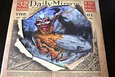 LP picture IRON MAIDEN empire of the clouds RECORD STORE DAY 2016 RSD SEALED