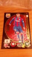 ADRENALYN XL LIMITED EDITION  2014 2015 Liga CARD NEW STICKERS world cup PIQUE