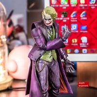 PLAY ARTS KAI Batman The Dark Knight Joker PVC Action Figure 11'' China Ver.