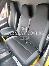 TO FIT A VW LT35 VAN, SEAT COVERS, 2005, EBONY SPORTS MESH