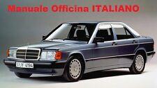 Mercedes 190 E190 W201 (1983/1993)  Manuale Officina  Riparazione ITALIANO W 201
