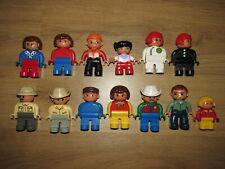 Lego Duplo Figure's Bundle / Job Lot