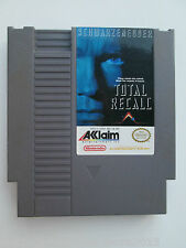 Total Recall (Nintendo NES, 1990) Game Only--Tested (NTSC/US/CA)