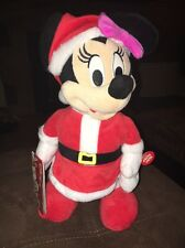 Disney Minnie Mouse Just Play Dolls Animated We Wish You A Merry Christmas