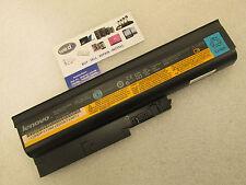 New OEM Battery For Lenovo Thinkpad R60 T60 T61 R61 42T5246 92P1138 10.8V-5.2Ah