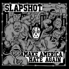 SLAPSHOT - MAKE AMERICA HATE AGAIN   CD NEU