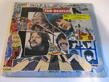 Beatles ANTHOLOGY 3 Sealed Triple Vinyl/Promo CD/Poster/LP Slick - 4 Items Total