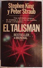 Stephen King - El Talisman . Peter Straub . PRIMERA EDICIÓN AUTÉNTICA
