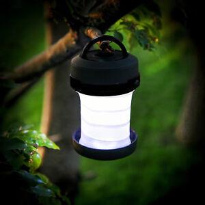 Auraglow Portable Folding Super Bright LED Decorative Camping Lantern and Torch