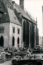NUREMBERG c. 1935 - Marché Allemagne - DIV1570