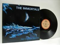 THE IMMORTALS the ultimate warlord 12 INCH EX/VG+, RHR 3559, vinyl, disco, 1986,