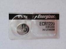 One-(1)- New-Lithium Energizer Battery-3V-cr1220 /cr 1220-Fast Shipping