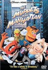 The Muppets Take Manhattan (DVD, 2001) Brand New Factory Sealed lot t521