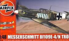 Airfix - Messerschmitt me-bf109e-4/N Bf 109E Modelo Equipo de construcción -