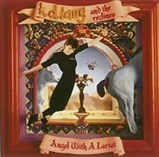 k. d. lang and The Reclines - ANGEL WITH A LARIAT - CD - NEAR MINT CONDITION