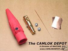 Cooper Camlok #2 - 2/0 MALE RED # EZ1016-8352
