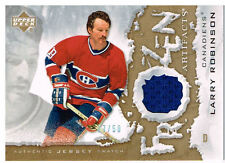 07-08 Artifacts FROZEN ARTIFACTS xx/50 Made! Larry ROBINSON - Canadiens