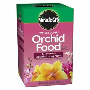 Miracle-Gro Water Soluble Orchid Food 8-oz Indoor Plant Food