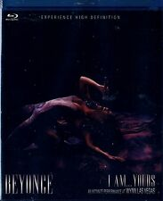 BRAND NEW BLU-RAY // BEYONCE // I AM YOURS // LIVE IN VEGAS // 30 SONGS 5.1 AUDI