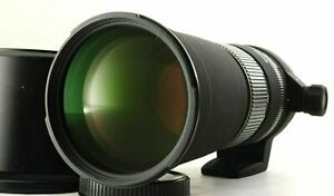 """""""Almost MINT"""" SIGMA APO 170-500mm F5-6.3 DG Lens For Canon from JAPAN"""