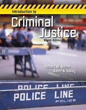 Introduction to Criminal Justice by Keith N. Haley and Robert M. Bohm (2013,...