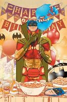 MISTER MIRACLE #10 COVER B Variant Rebirth DC Comics  TOM KING