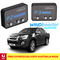 Windbooster Throttle Controller to suit Isuzu DMAX 2012 Onwards