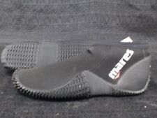 Mares Equator Dive Boot Black Water Sports 2mm neoprene soft sole  Size 8