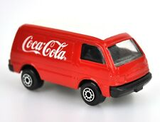 COCA-COLA COKE MODELLO AUTO DIE-CAST CAR EDOCAR FORD ECONOVAN 1991