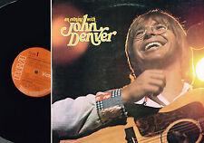 An Evening With JOHN DENVER 2xLP Gatefold MILTON OKUN Rca Victor UK LSA 3211/12