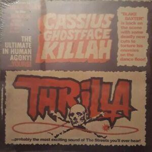 "Cassius/Ghostface Killah-Thrilla 12"" Single.2003 Virgin 724354720161.Electronic."