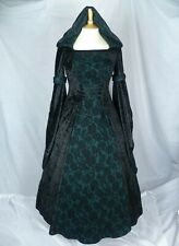 Medieval Dress Renaissance Gown Gothic Wedding Dress Custom Made to size