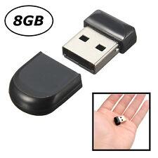 New 8GB Mini Tiny Waterproof USB 2.0 Flash Drive Full Memory Thumb Storage