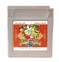 Gameboy Gallery 2 Nintendo Game Boy GB Mario Wario Japanese 1997 Japan with Case
