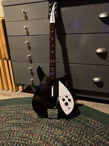 Xbox 360 The Beatles Rock Band Rickenbacker 325 Wireless Guitar