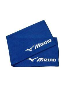 Mizuno Microfiber Tour Staff Towel  - Royal Blue