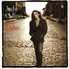 Judy Collins Sings Dylan Just Like a Woman (CD)