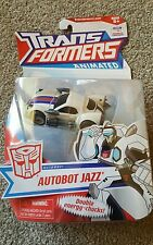 Transformers Animated-AUTOBOT JAZZ (Hasbro USA)